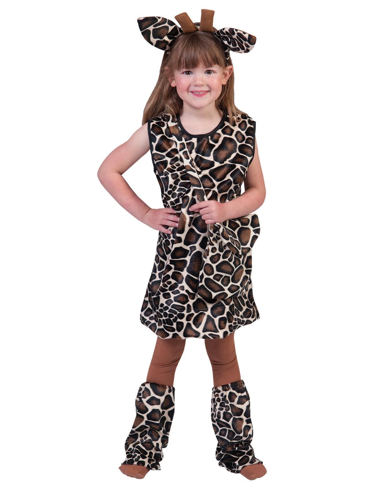 Karneval Kostueme Fasching Dschungel Tiere Kleid Giraffe Kind1X30Zi5EklK6dZ3TSOesJmBBdhc