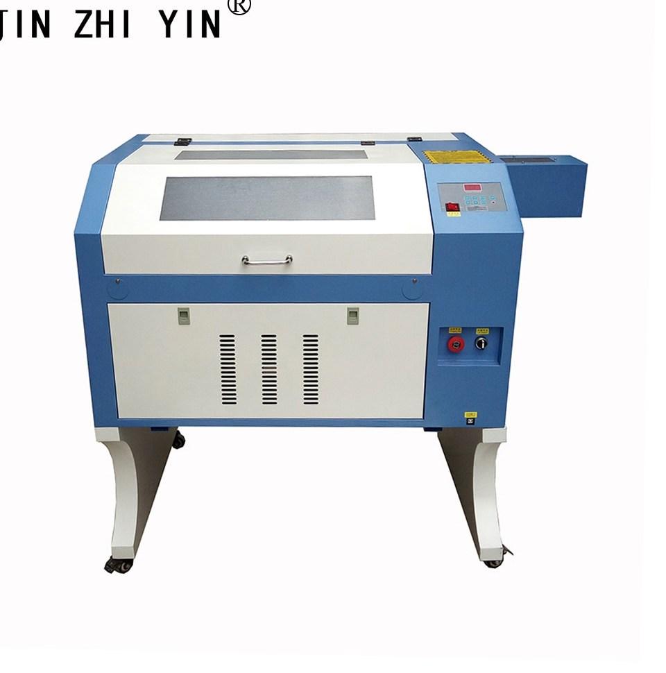 font b Laser b font Engraving 600 400 mm 80W 220V 110V font b Co2