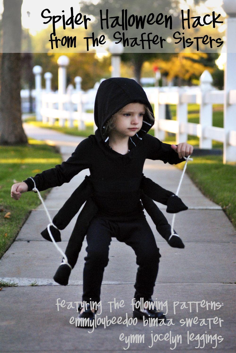 Verkleidung Halloween Kinder Frisch Shaffer Sisters Spider Costume Speedy Gonzales Halloween