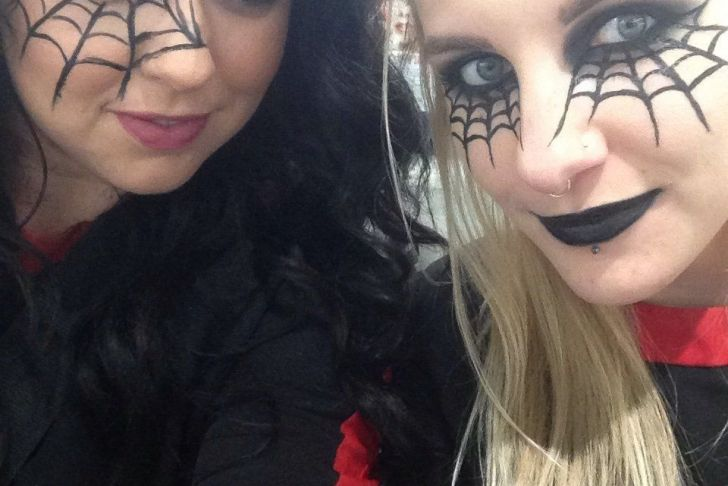 Verkleidung Halloween Luxus Halloween Makeup Insect Inspired Day by Waldengall Tag