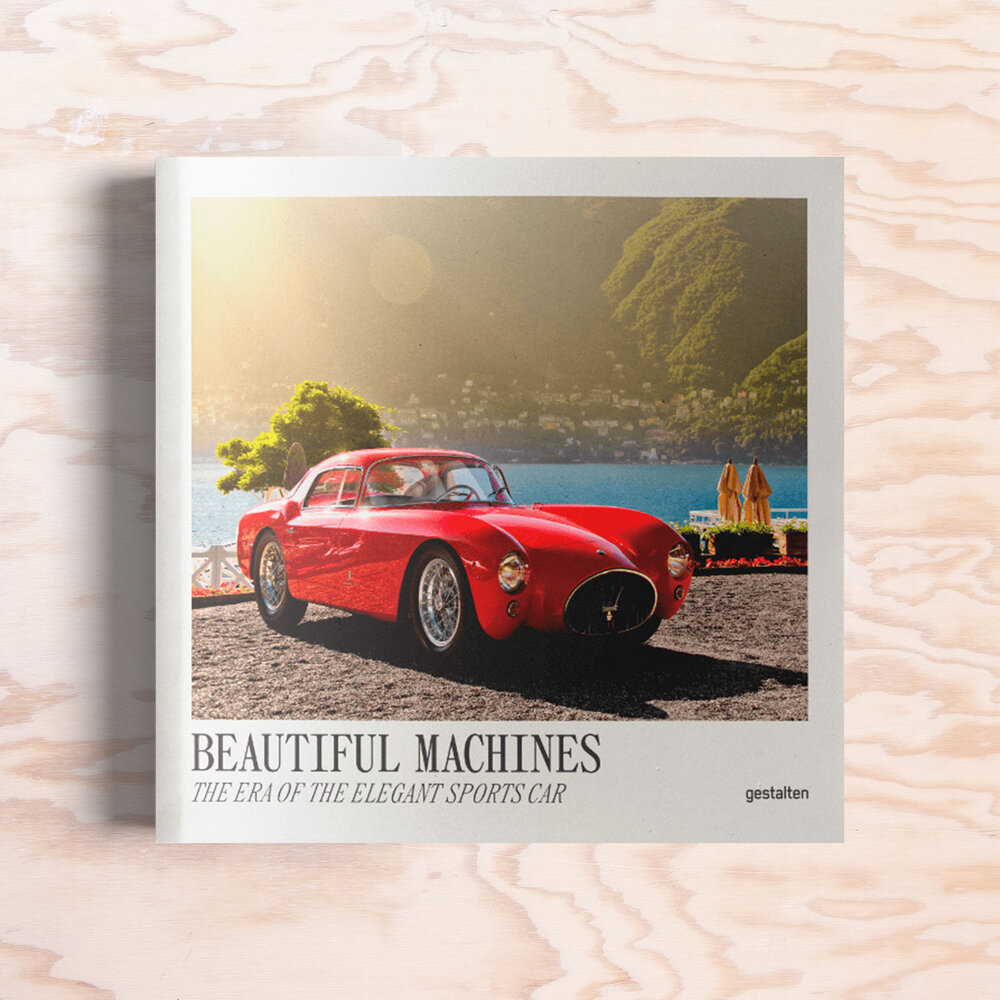 Beautiful Machines Gestalten Cover