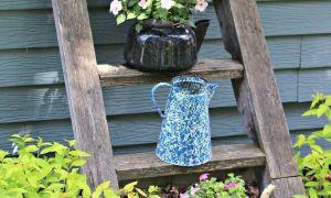 35 Luxus Vintage Garten Ideen