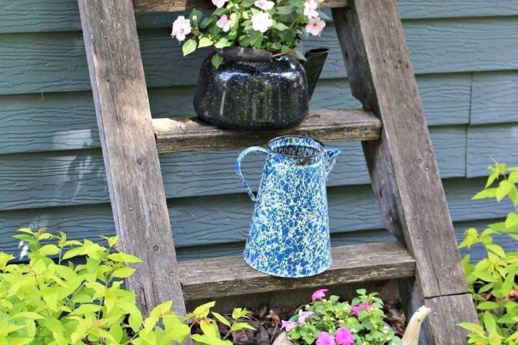 Vintage Garten Ideen Best Of Vintage Garden Decor Ideas Vintage Coffee Pot Planters with