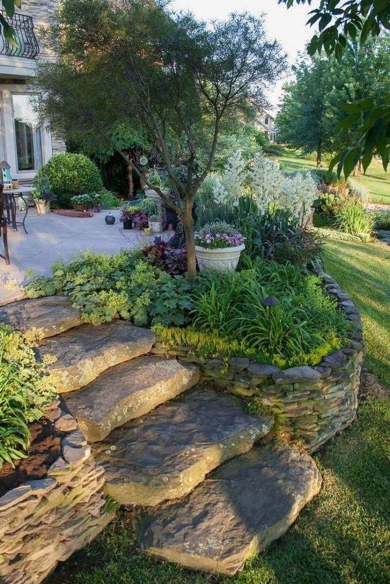 steintreppe garten schon 35 exciting rock garden design ideas gardendesign of steintreppe garten