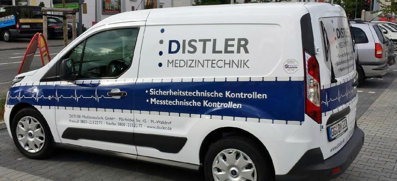 Servicefahrzeug