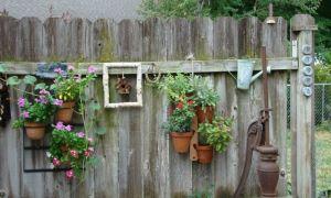 36 Schön Wanddeko Für Den Garten
