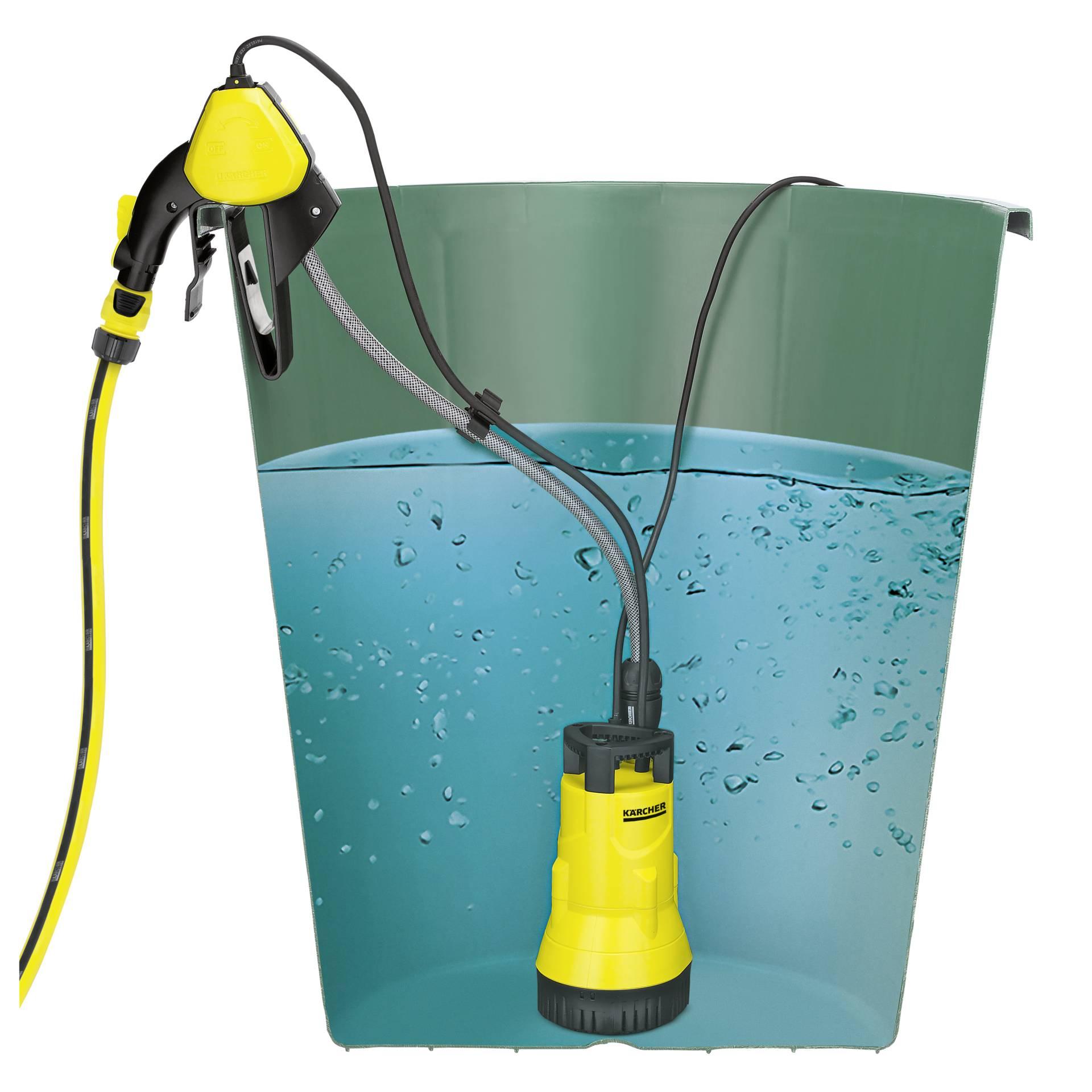 Wasser Garten Inspirierend Kärcher Bp 1 Barrel Set Pumpe