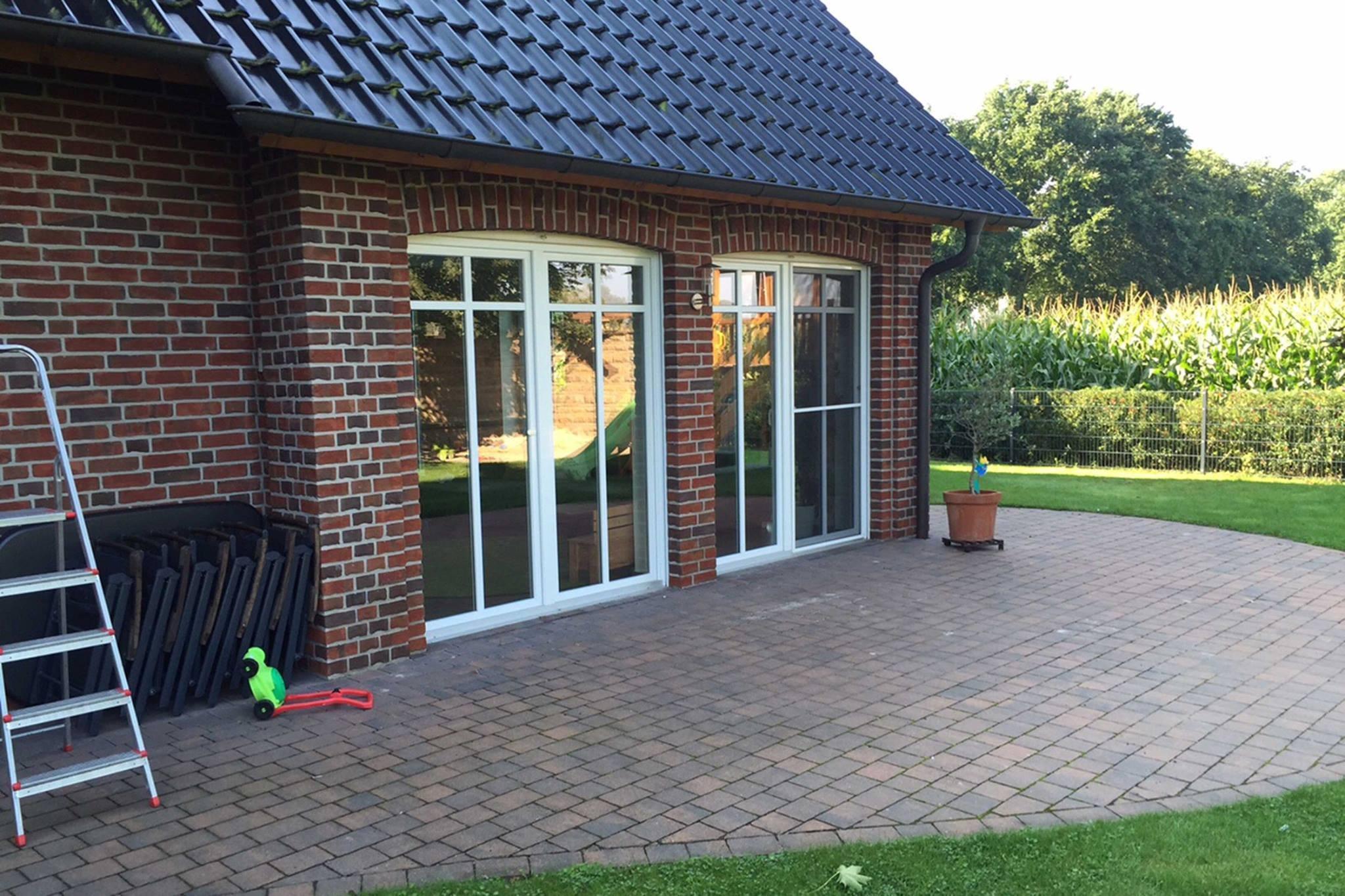 Weiden Deko Garten Einzigartig Runde Terrasse