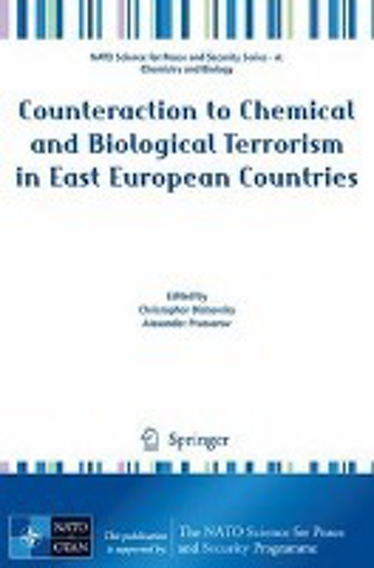 counteraction to chemical and biological terrorism