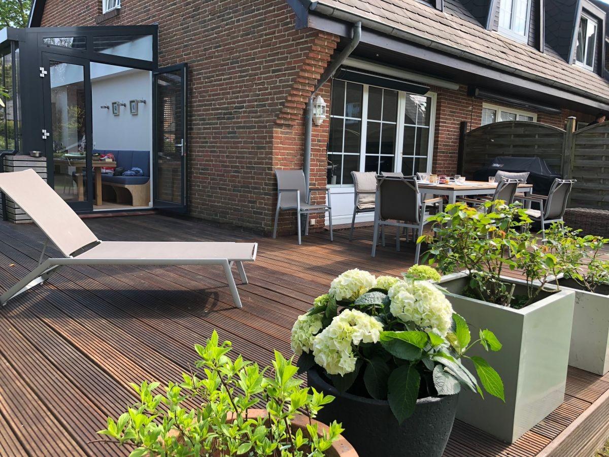 ferienhaus frieda tinnum herr bernd von geldern wintergarten terrasse of wintergarten terrasse
