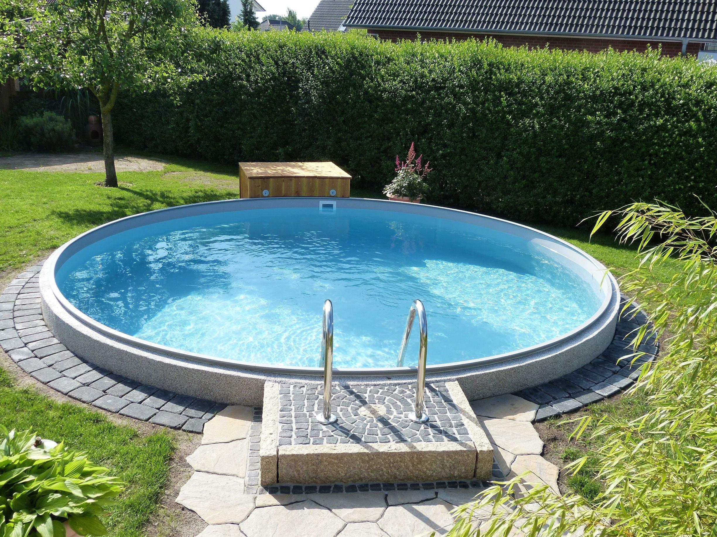 pool im garten bauen das beste von poolakademie bauen sie ihren pool selbst wir helfen of pool im garten bauen