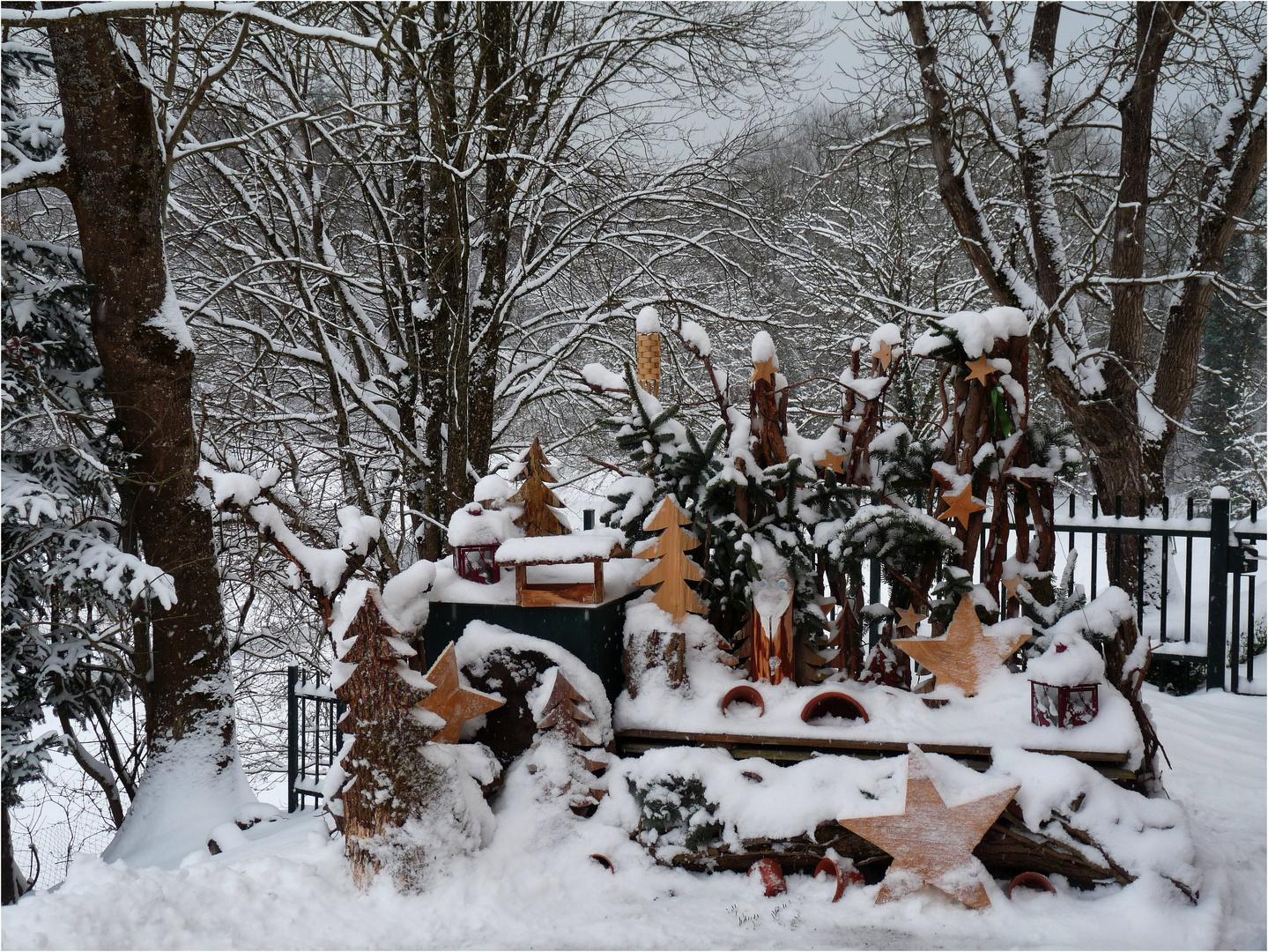 winterliche gartendeko 88a1c295 9558 4780 afee 7769f6aac34b