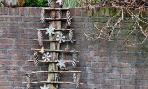 38 Einzigartig Winterdeko Garten Selber Machen