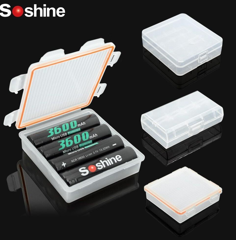 Soshine 8 Kinds Hard Elistooop Plastic Case Container Bag Case Organizer font b Box b font
