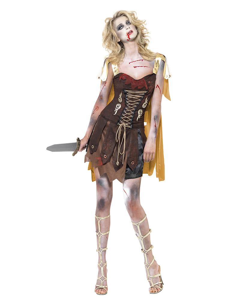 zombie gladiator damen kostuem