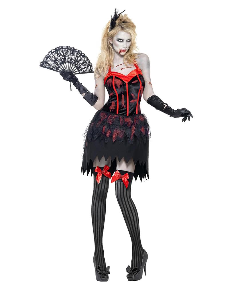 zombie burlesque kostuem m 38