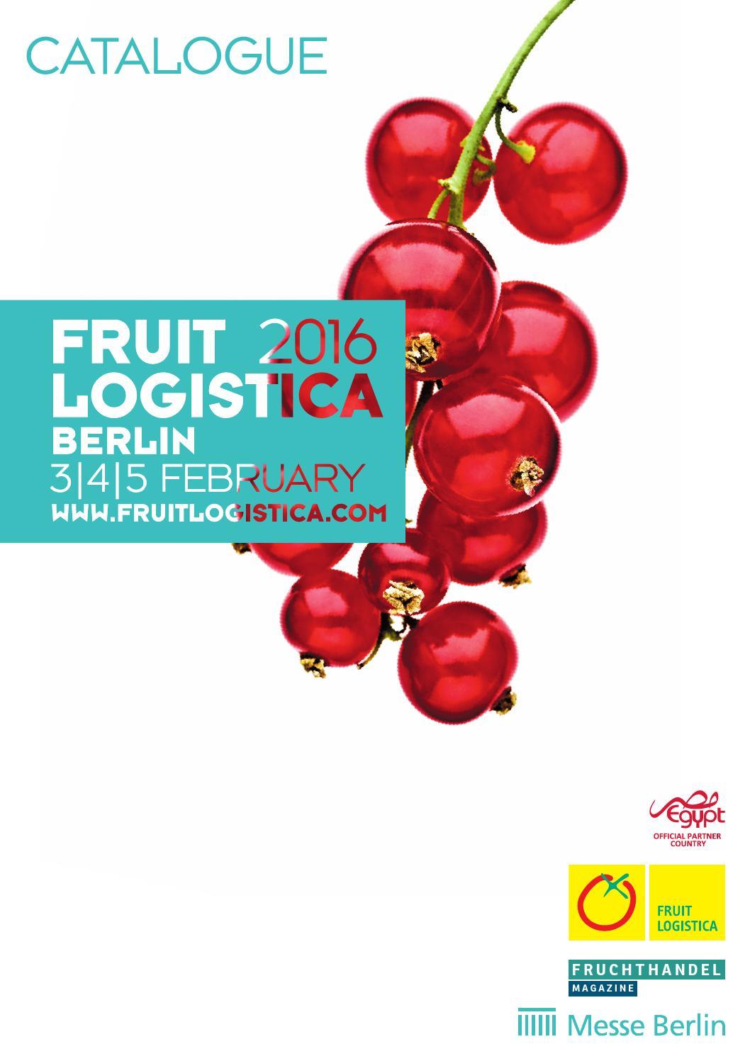 Asia Garten Ottobrunn Luxus Fruit Logistica Ficial Catalogue 2016 by Fruchthandel