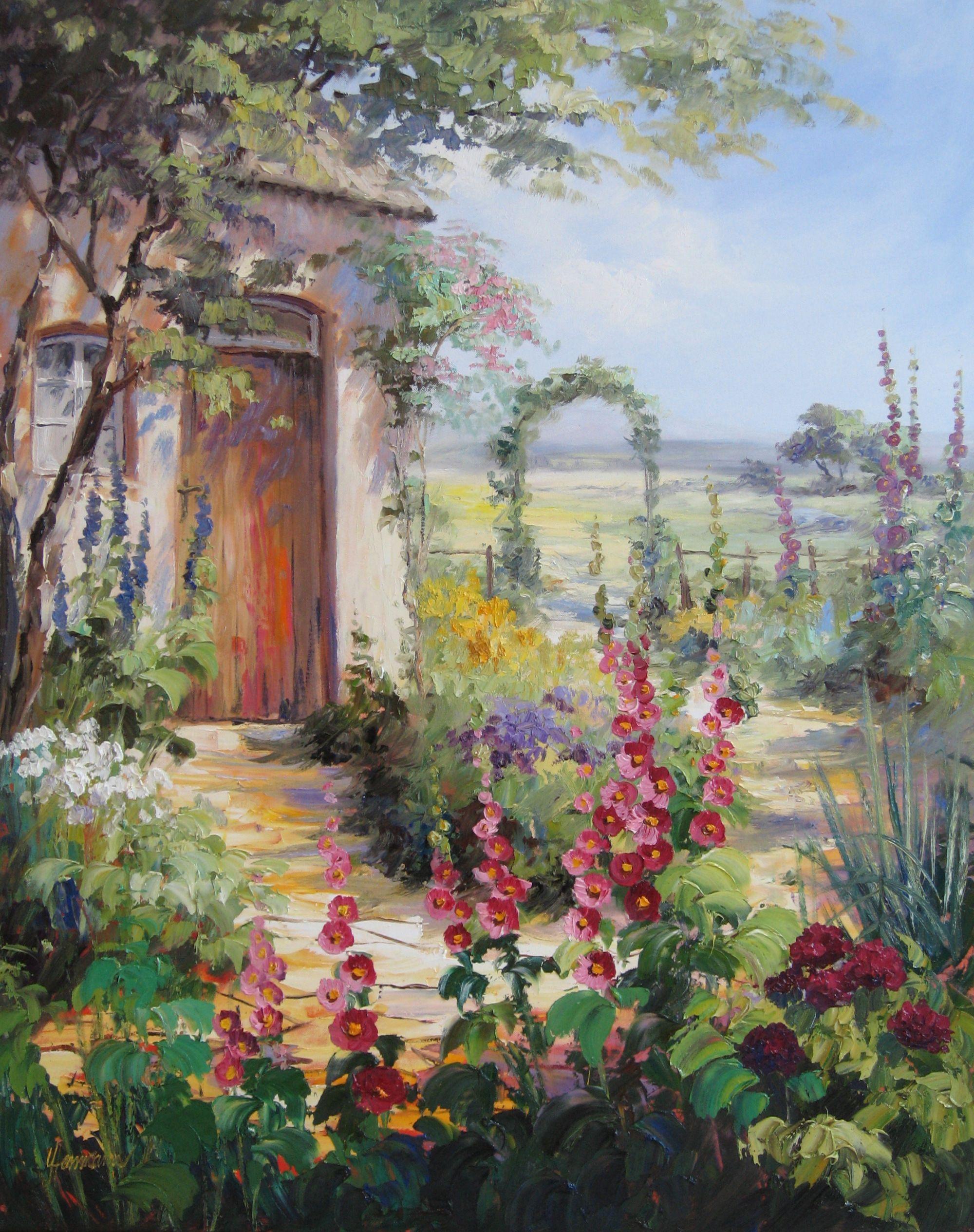 Ausmalbilder Garten Luxus Rosenbogen Malvorlage