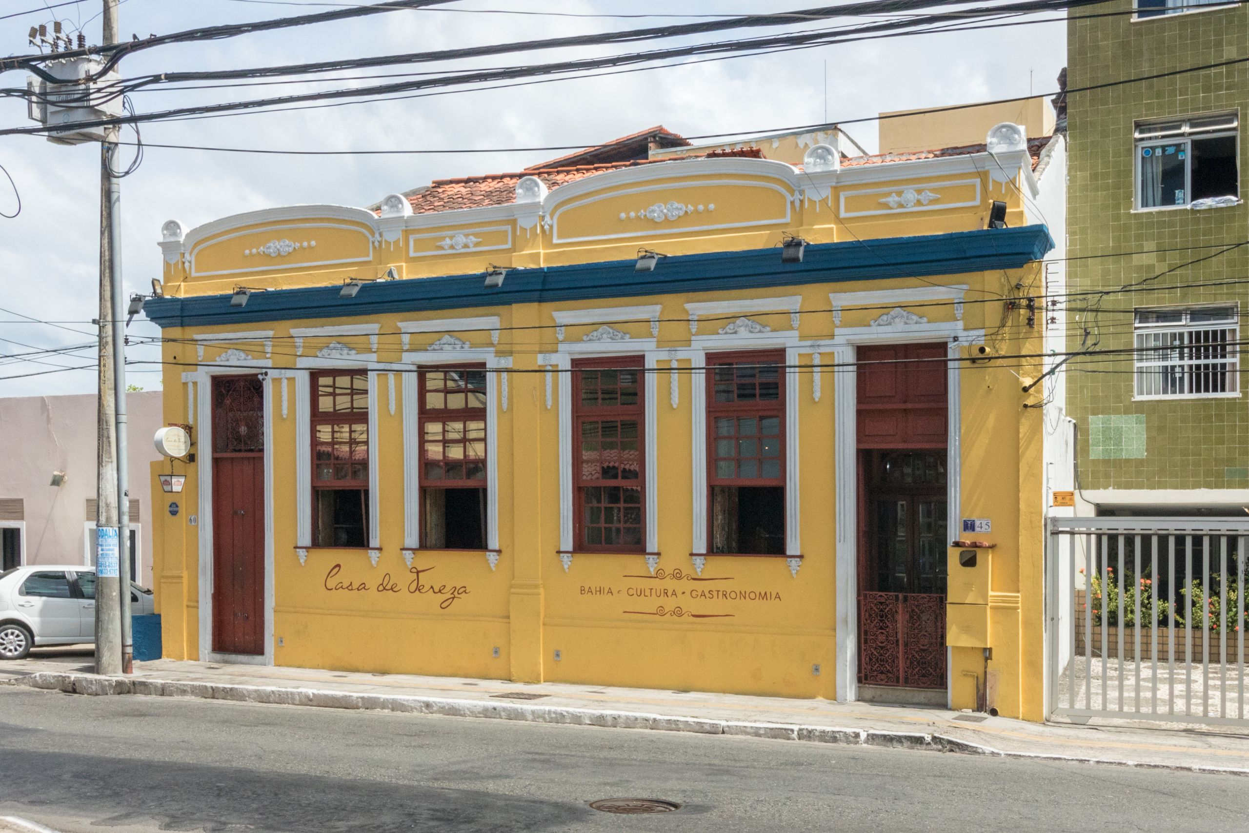 Rua Odilon Santos 45 Salvador Bahia 2017 4617