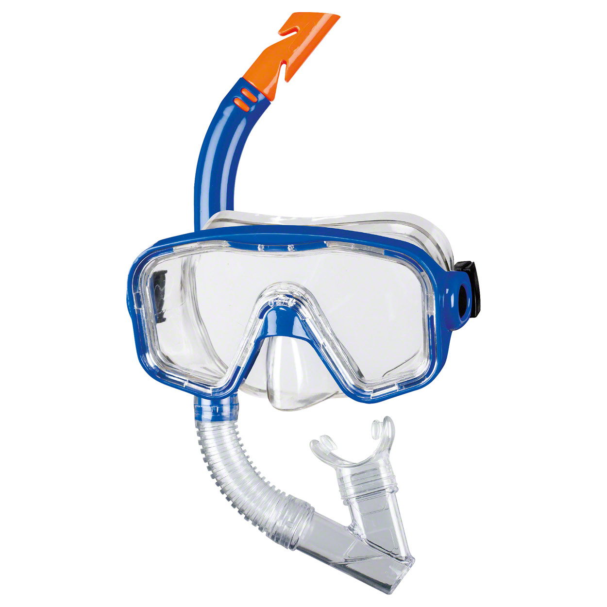 BECO Diving Set Bahia Kids 2 parts diving mask incl snorkel 01