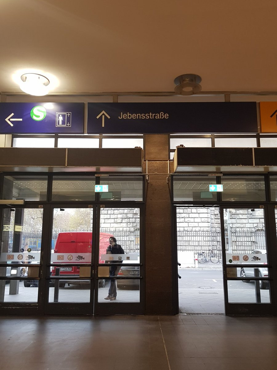 Bahnhof Zoologischer Garten Berlin Best Of Jebenstraße Hashtag On Twitter