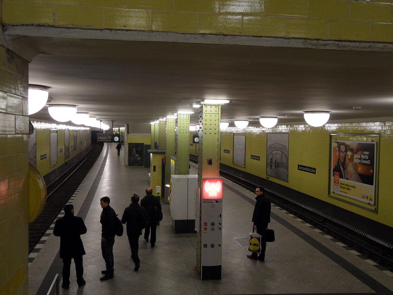 Bahnhof Zoologischer Garten Berlin Elegant File Berlin U Bahnhof Jannowitzbrücke Linie U8