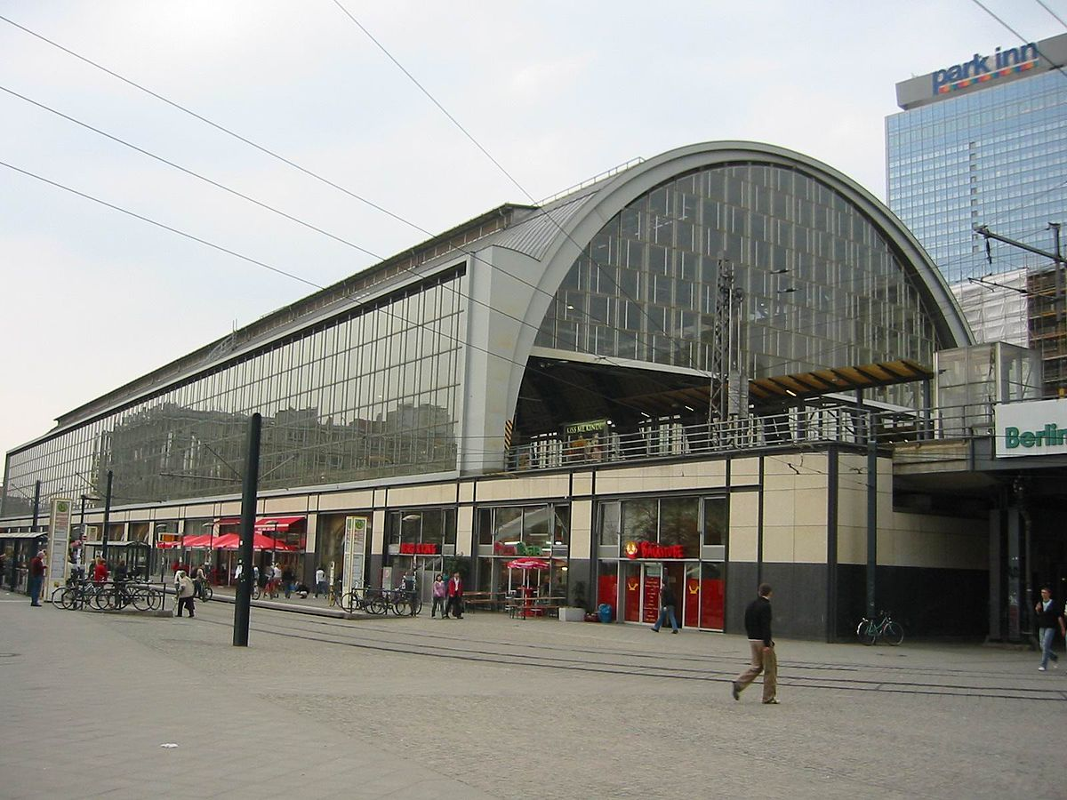 Bahnhof Zoologischer Garten Berlin Frisch Berlin Alexanderplatz – Wolna Encyklopedia