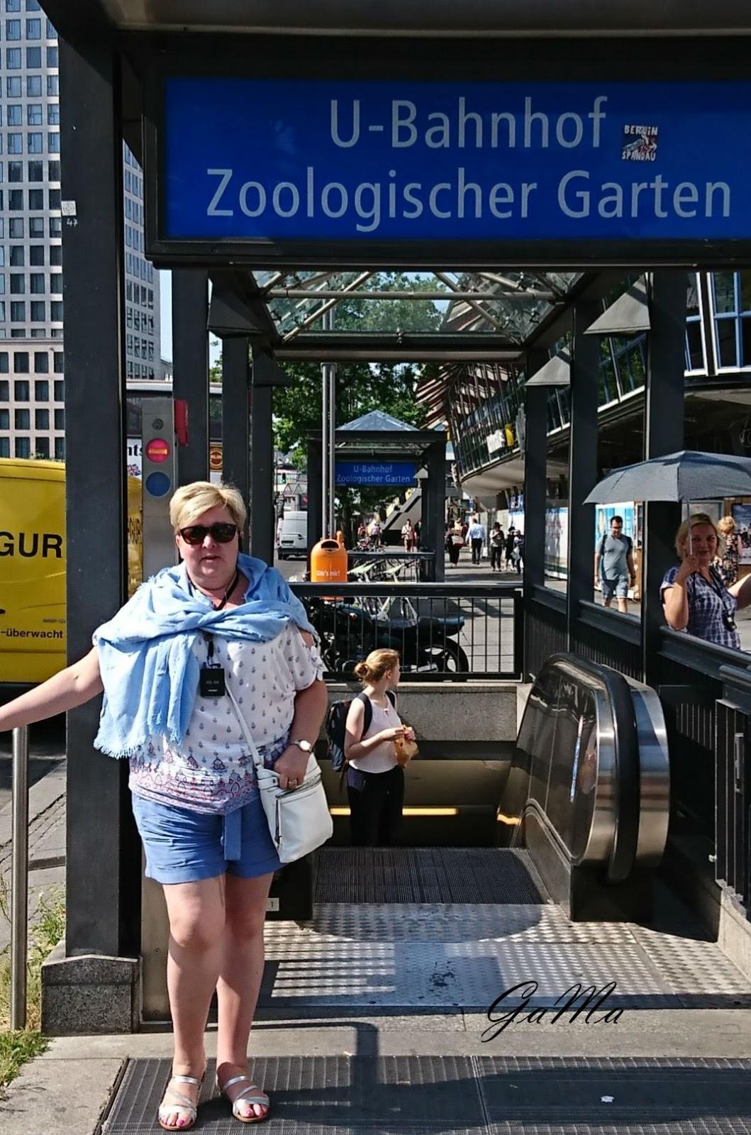 Bahnhof Zoologischer Garten Berlin Neu Zamotana Gama Berlin Część A