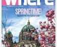 Bahnhof Zoologischer Garten Berlin Schön where Magazine Berlin May 2019 by Morris Media Network issuu