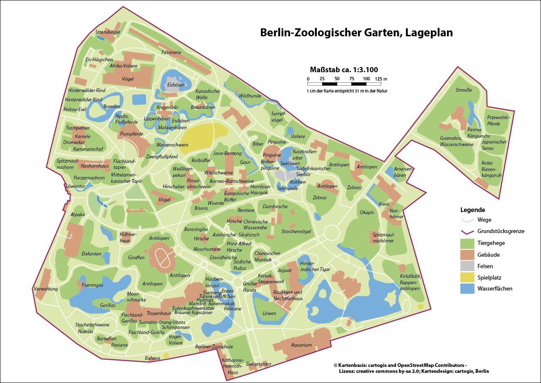 Bahnhof Zoologischer Garten Berlin Schön Zoos Berlin Zoo
