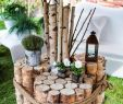 Baumstumpf Deko Ideen Genial Holzstamm Deko Garten