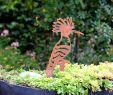 Baumstumpf Garten Dekorieren Elegant Beetstecker Wiedehopf 1 5mm Materialstärke