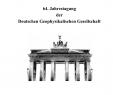 Baumstumpf Verschönern Elegant 64 Jahrestagung Der Deutschen Geophysikalischen