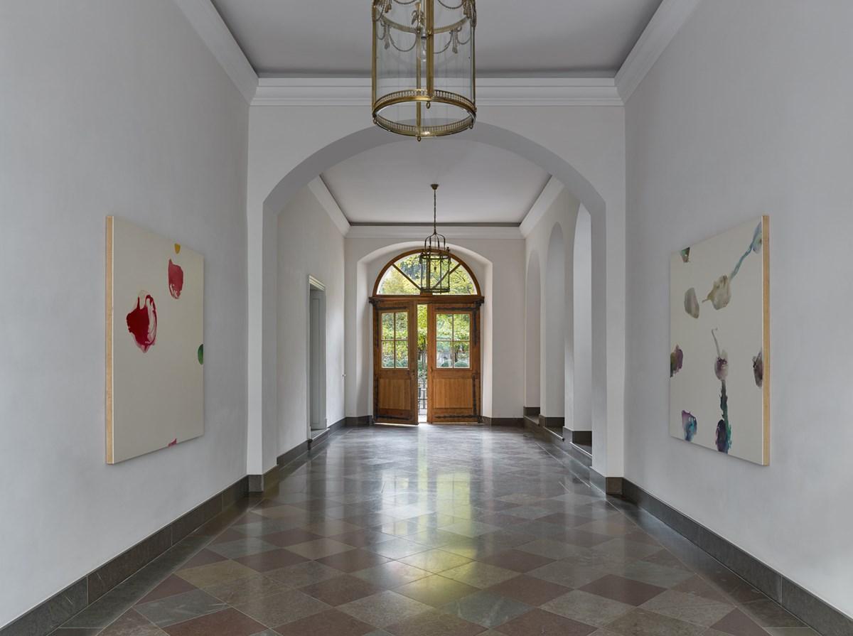 Berlin Britzer Garten Elegant Bernd Koberling Malerei 2003 2018 at Kewenig Berlin