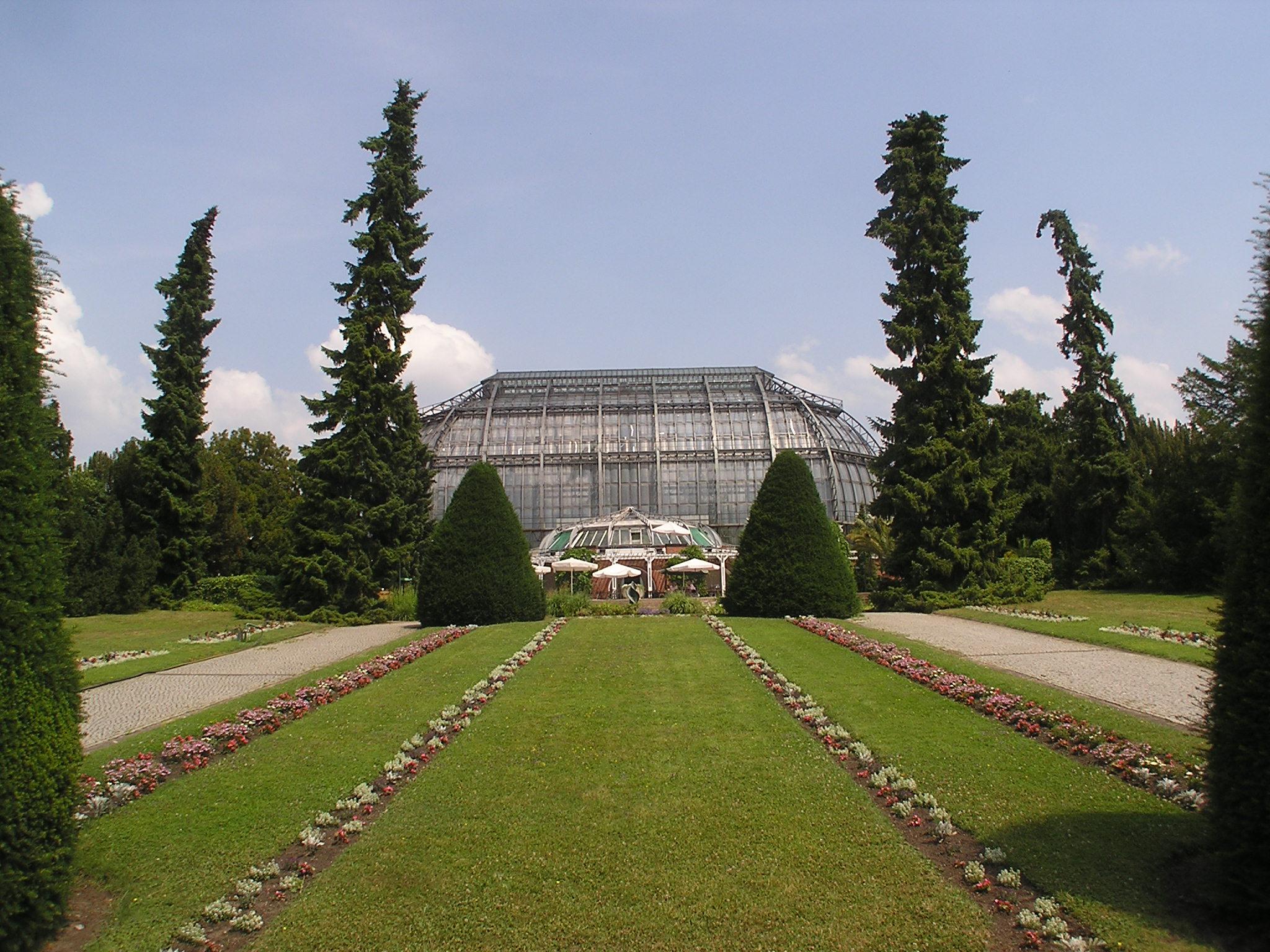 2006 07 07 Botanischer Garten Italienischer Garten