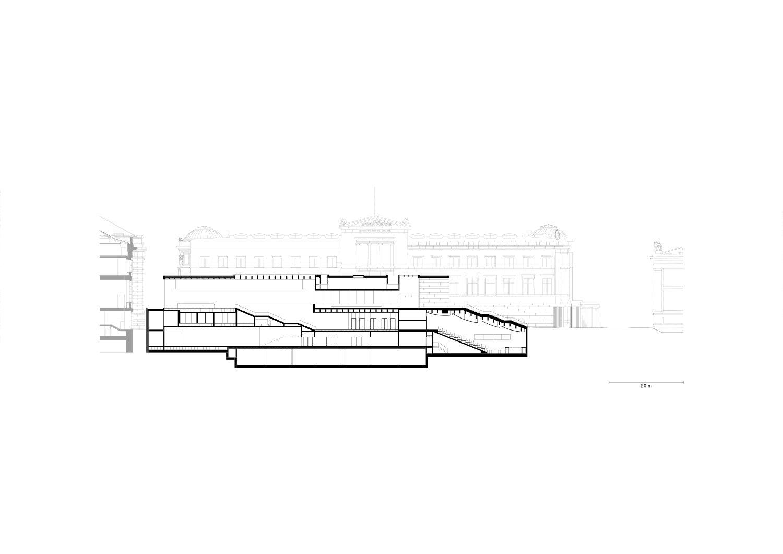 Berlin Britzer Garten Neu David Chipperfield Architects Pletes Berlin S James Simon