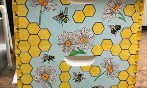 44 Luxus Bienenstock Im Garten