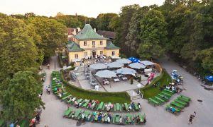 47 Einzigartig Biergarten Englischer Garten
