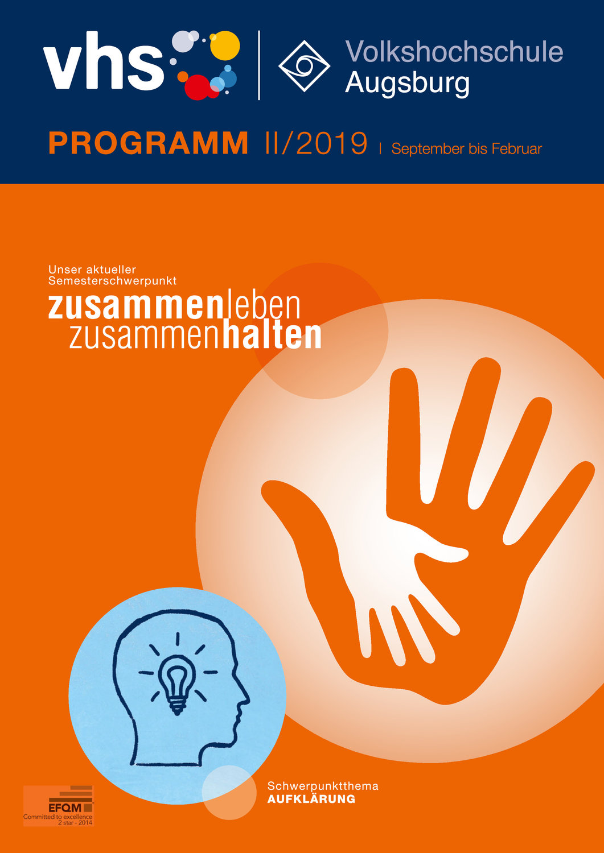 Botanischer Garten Augsburg Programm Einzigartig Vhs Augsburg 2019 2