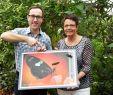 """Botanischer Garten Augsburg Schmetterlinge Neu Präsentation Der Neuen Briefmarken Dauerserie Im """"pavillon"""