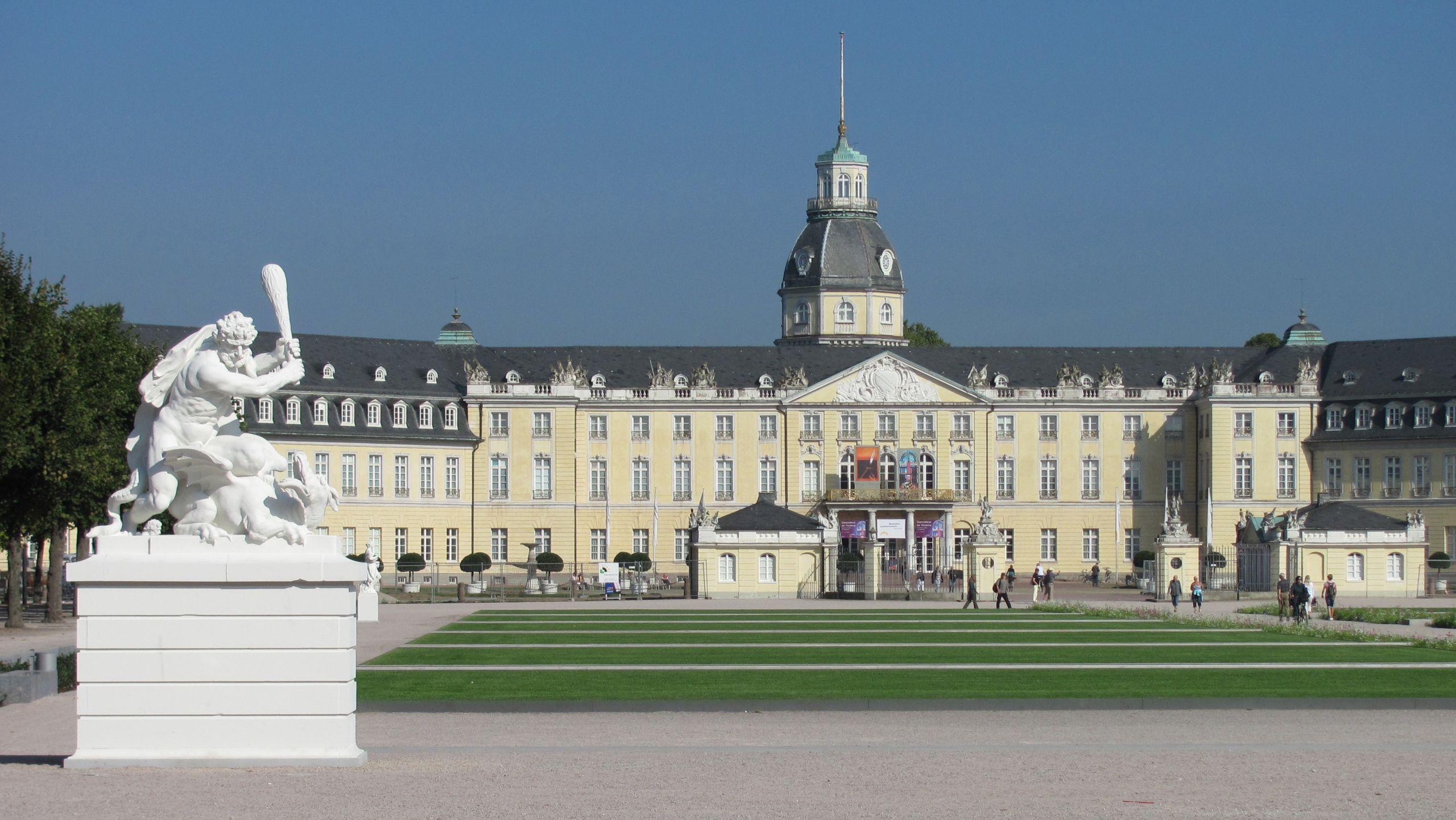 Schloss Karlsruhe 2011