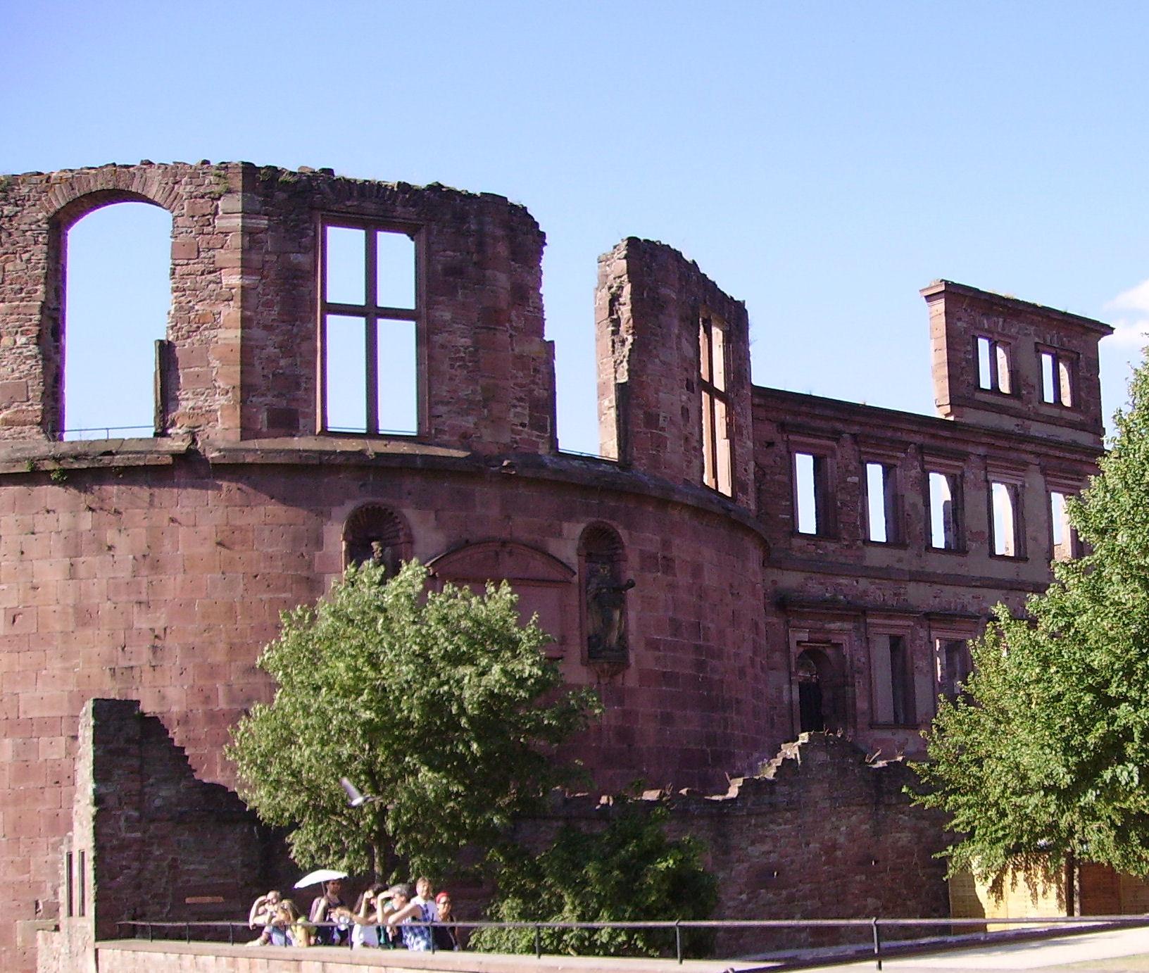 Botanischer Garten Heidelberg Einzigartig File Dicker Turm Und Englischer Bau Am Heidelberger Schloss