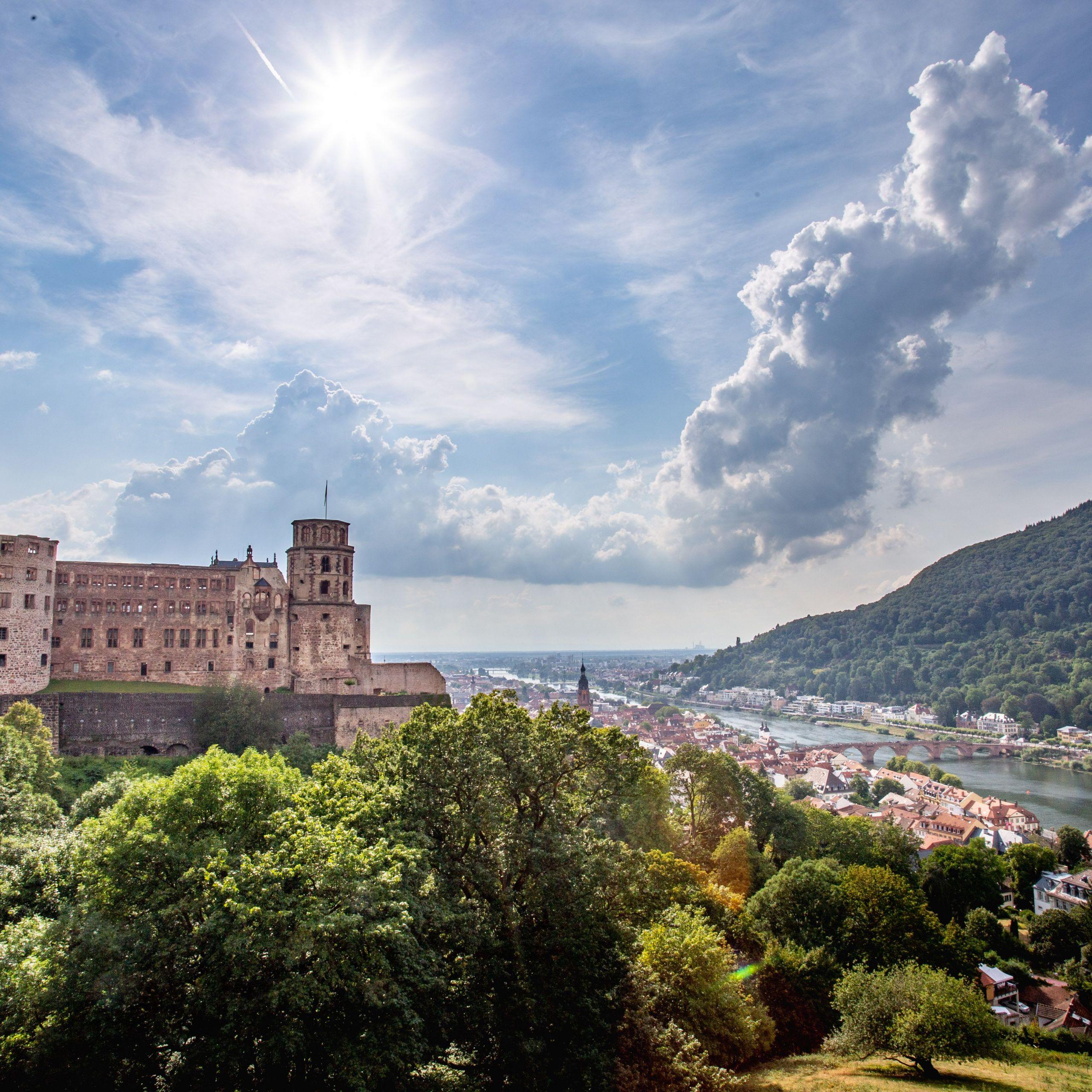 Botanischer Garten Heidelberg Frisch Visitor S Guide to Heidelberg Castle
