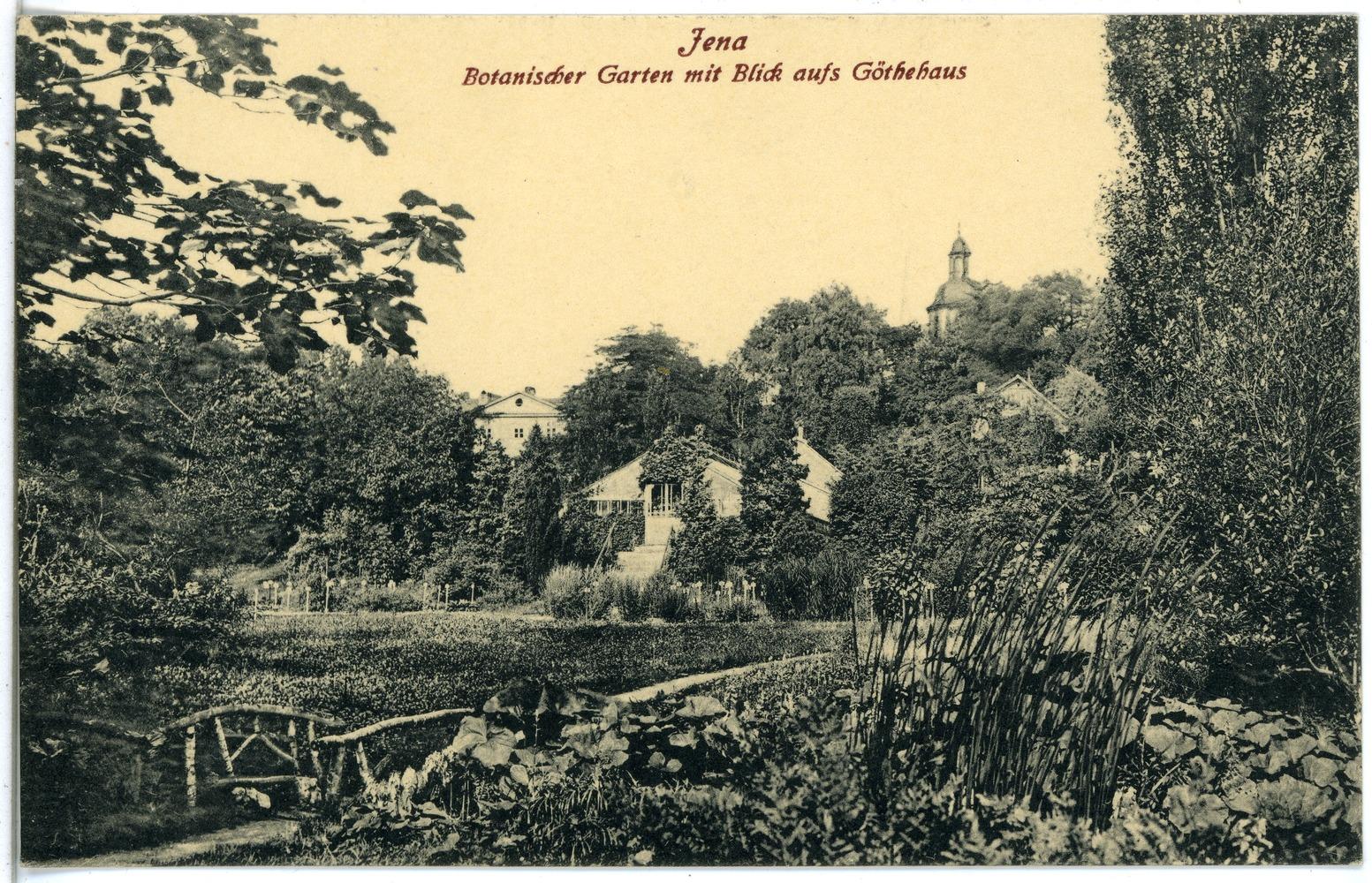 Botanischer Garten Jena Elegant File Jena 1919 Botanischer Garten Brück & sohn