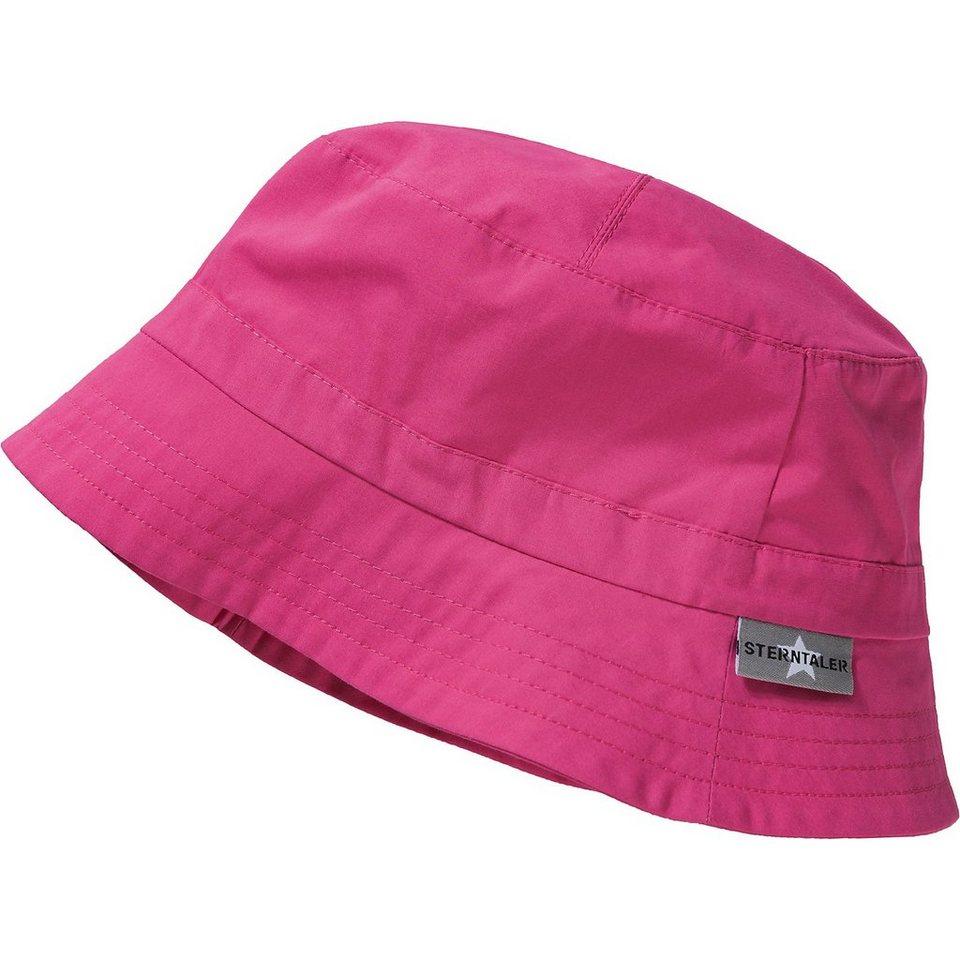 sterntaler kinder fischerhut mit uv schutz 50plus pink