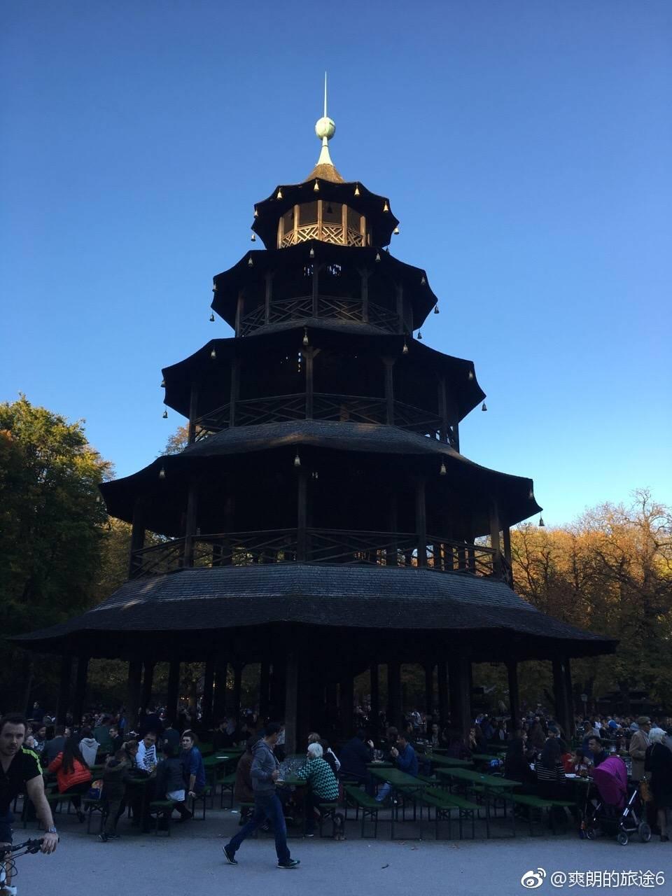China Garten Best Of Chinesischer Turm attractions Zoe爷 Munich Travel Review