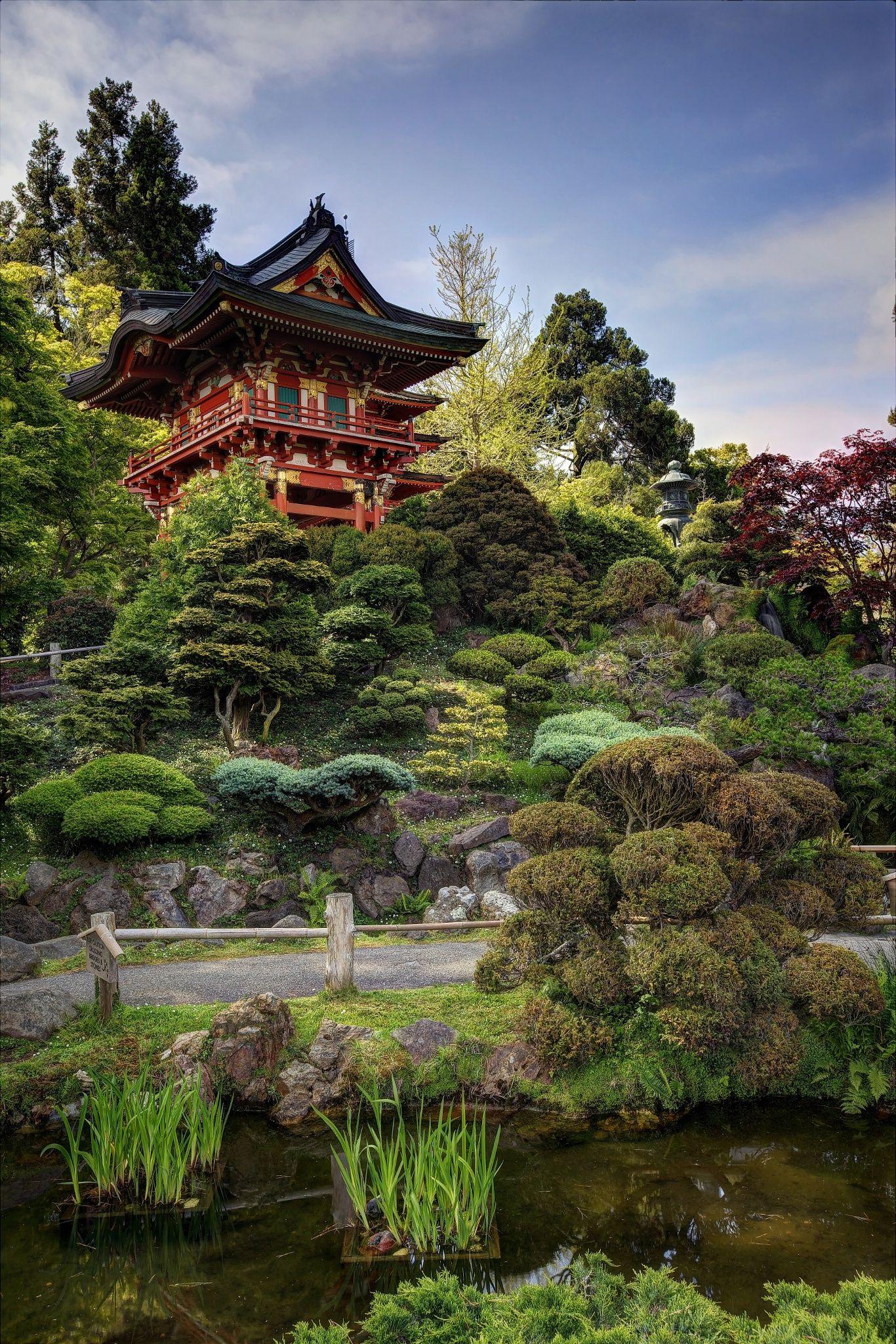 China Garten Best Of Japanese Tea Garden by Frank Kehren On 500px
