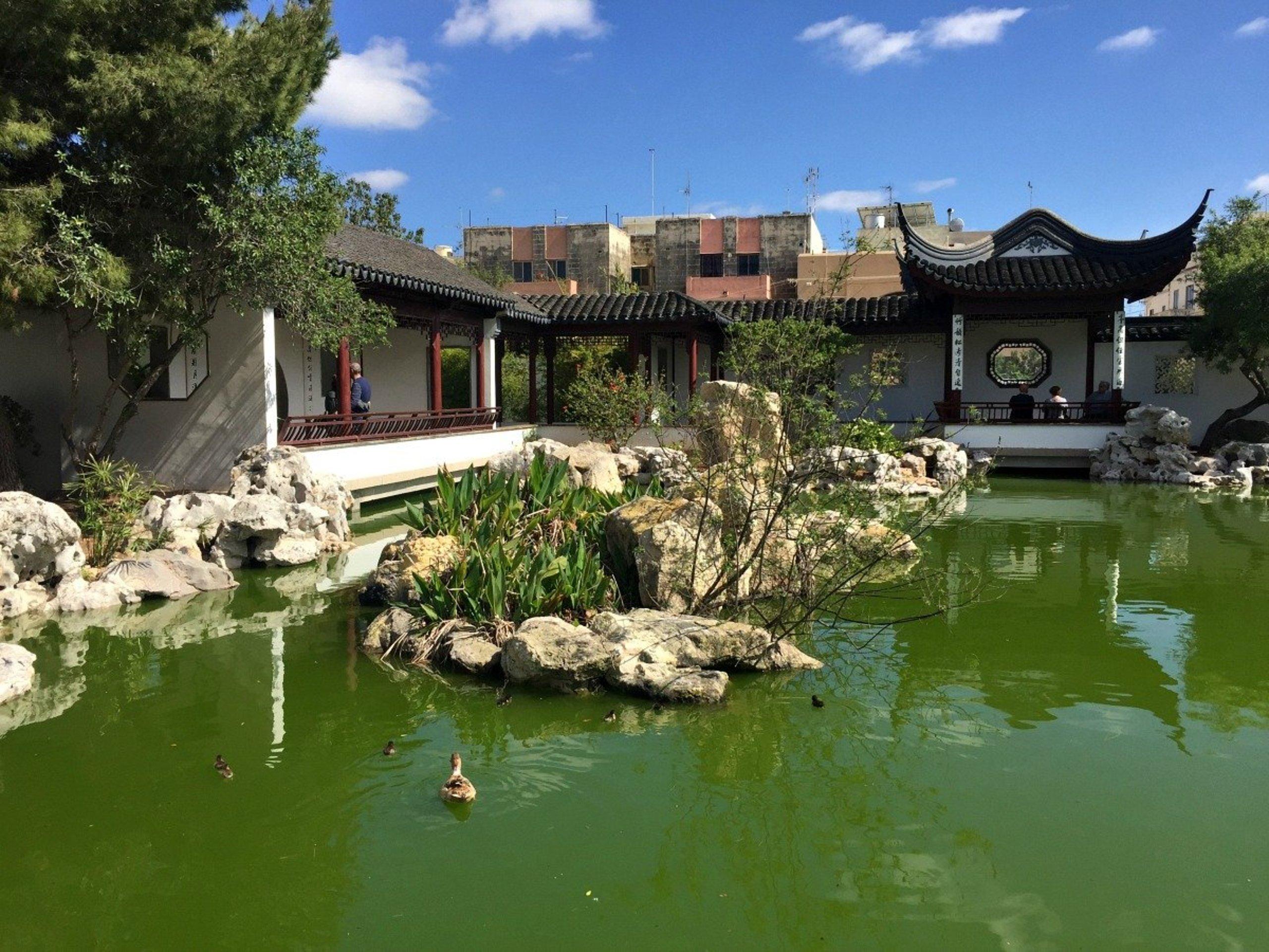 China Garten Luxus Chinese Garden Of Serenity Santa Lucija 2020 All You