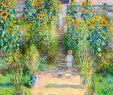 Claude Monet Garten Genial Monet Garden Painting Stock S & Monet Garden Painting