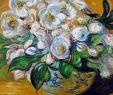 Claude Monet Garten Inspirierend Claude Monet Christmas Roses 1883 Hand Painted Oil
